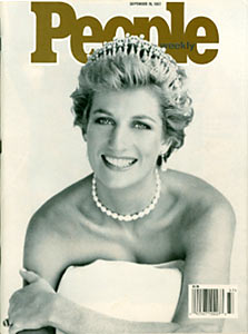 Princess Diana - People Magazine 1997 Oversized Issue