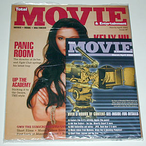 Total Movie & Entertainment Magazine Issue #7