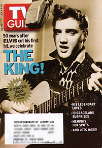 TV Guide - Elvis The King (2004)