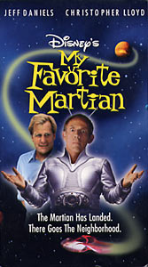 Disney's My Favorite Martian (VHS)