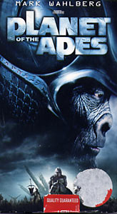 Planet of the Apes (VHS)