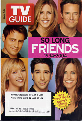 TV Guide - So Long Friends Cover (2004)